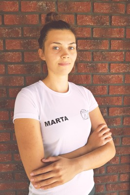 MARTA URBAŃSKA